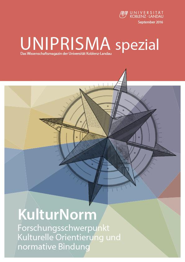 UNIPRISMA spezial September 2016 - Deckblatt