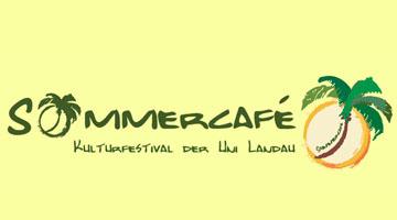 Logo Sommercafé