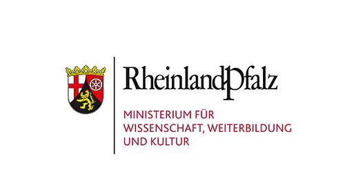 Logo des Ministeriums für Wissenschaft, Weiterbildung und Kultur Rheinland-Pfalz
