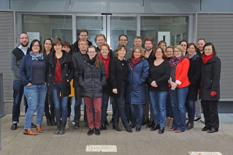 """Arbeitstreffen des Entwicklungsverbundes """"Schülerlabore als Lehr-Lern-Labore"""" der Deutschen Telekom Stiftung"""