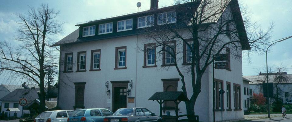 """Biologisch-Ökologische Station """"Mosenberg"""""""