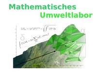 Mathematisches Umweltlabor Logo