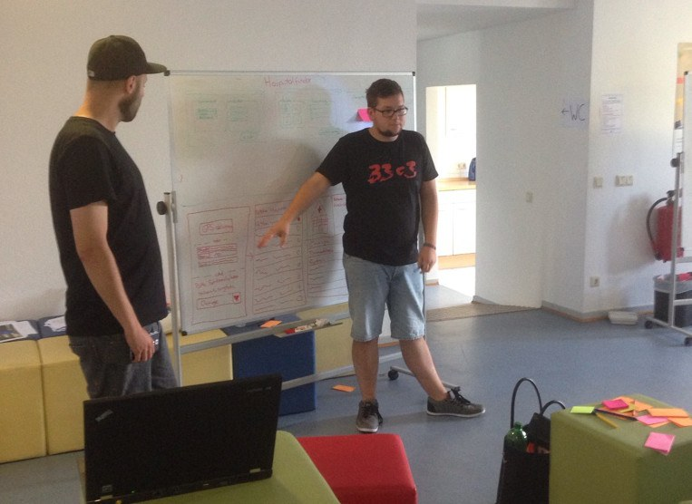 Design Thinking Crashkurs in der ED-School in Koblenz