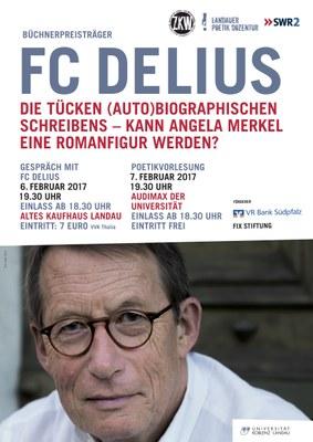 Delius Plakat