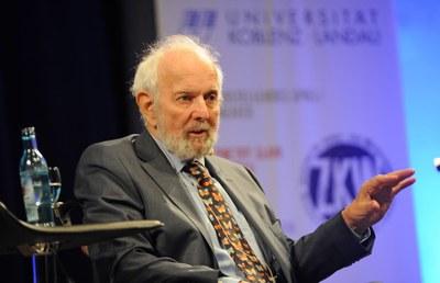 Prof. Dr. Ernst Ulrich von Weizsäcker