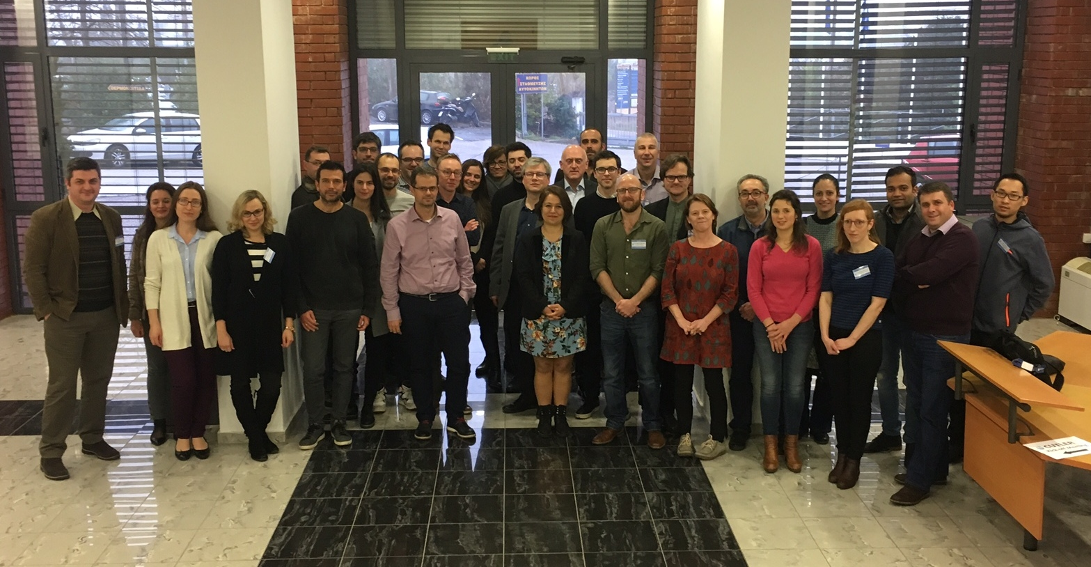 EU Project CUTLER started with a Kick-off meeting at Thessaloniki