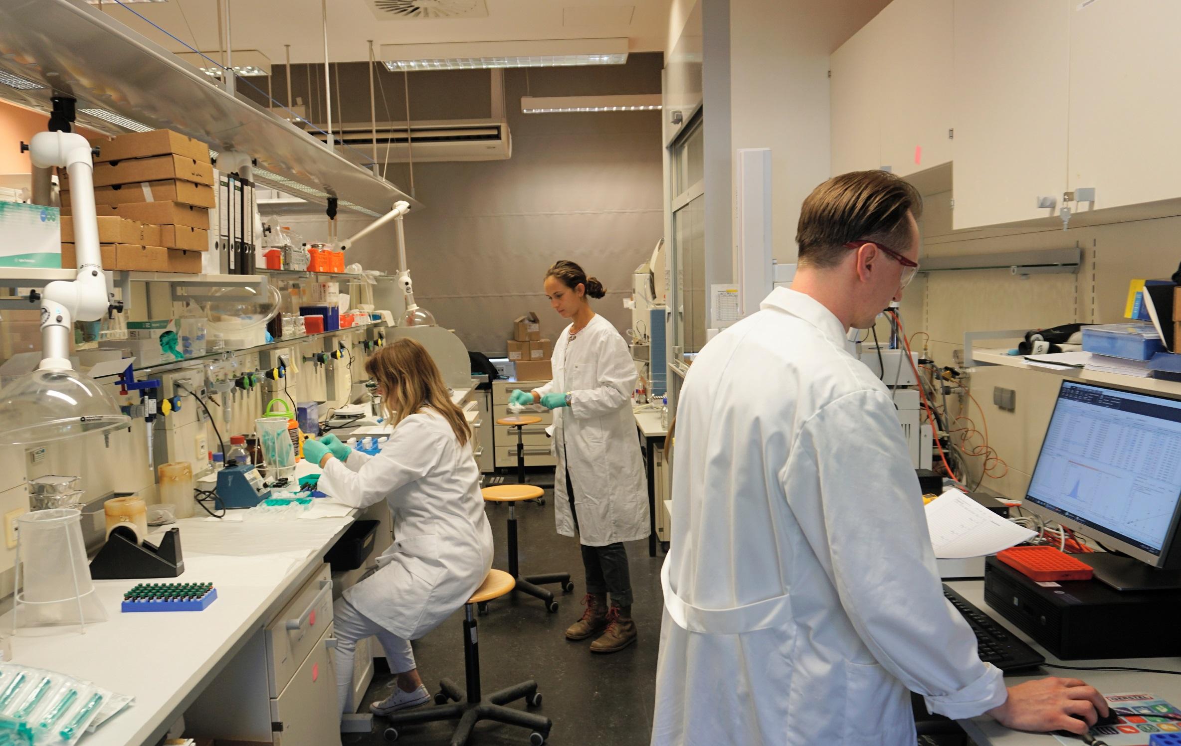 lab laboratory bakanov honert ansorge ecotoxicology brühl bruhl community ecology DINA NABU