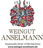 Logo Sponsoring Anselmann Weingut