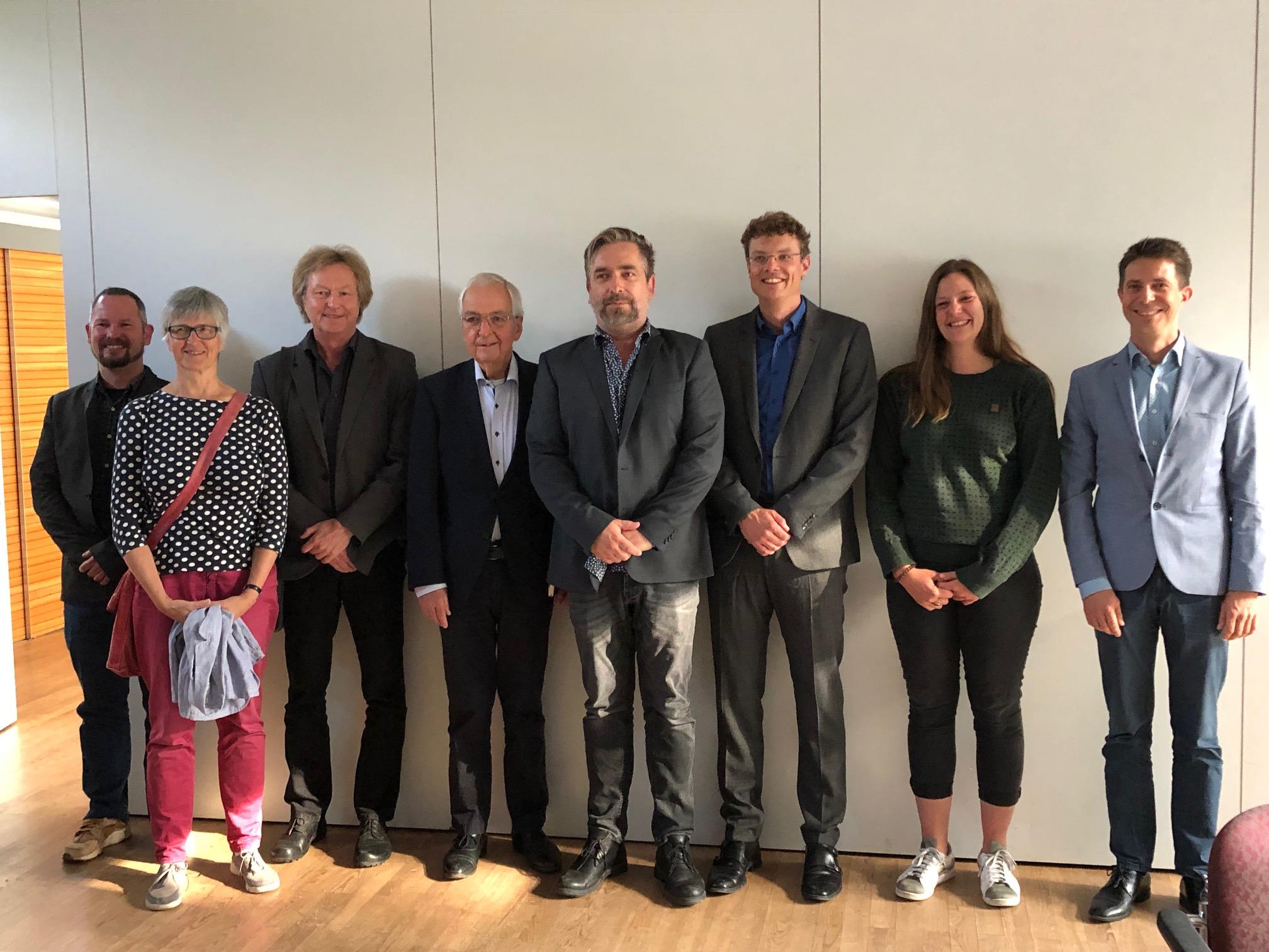 Successful Interim Evaluation of the Klaus Töpfer Junior Professorship