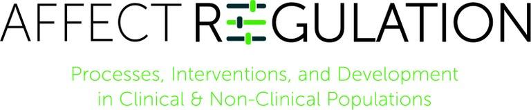 Logo Affektregulation englische Version