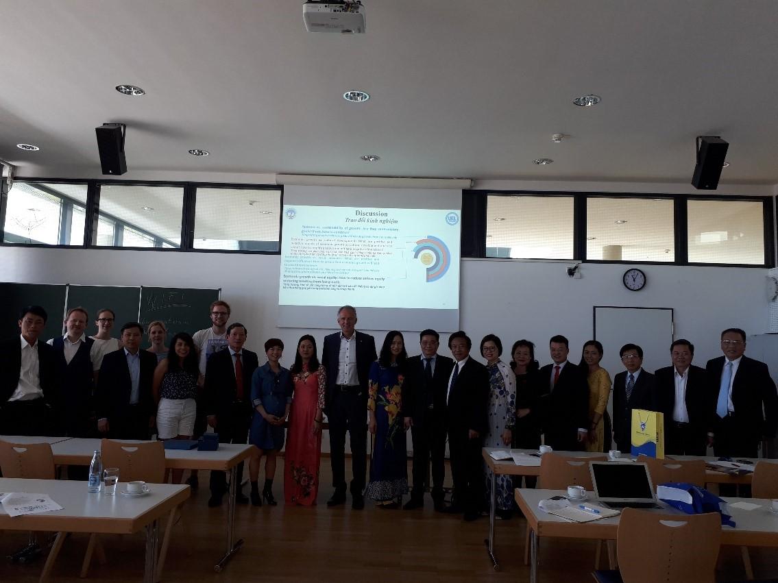 Vietnamese Delegation visits ZIFET