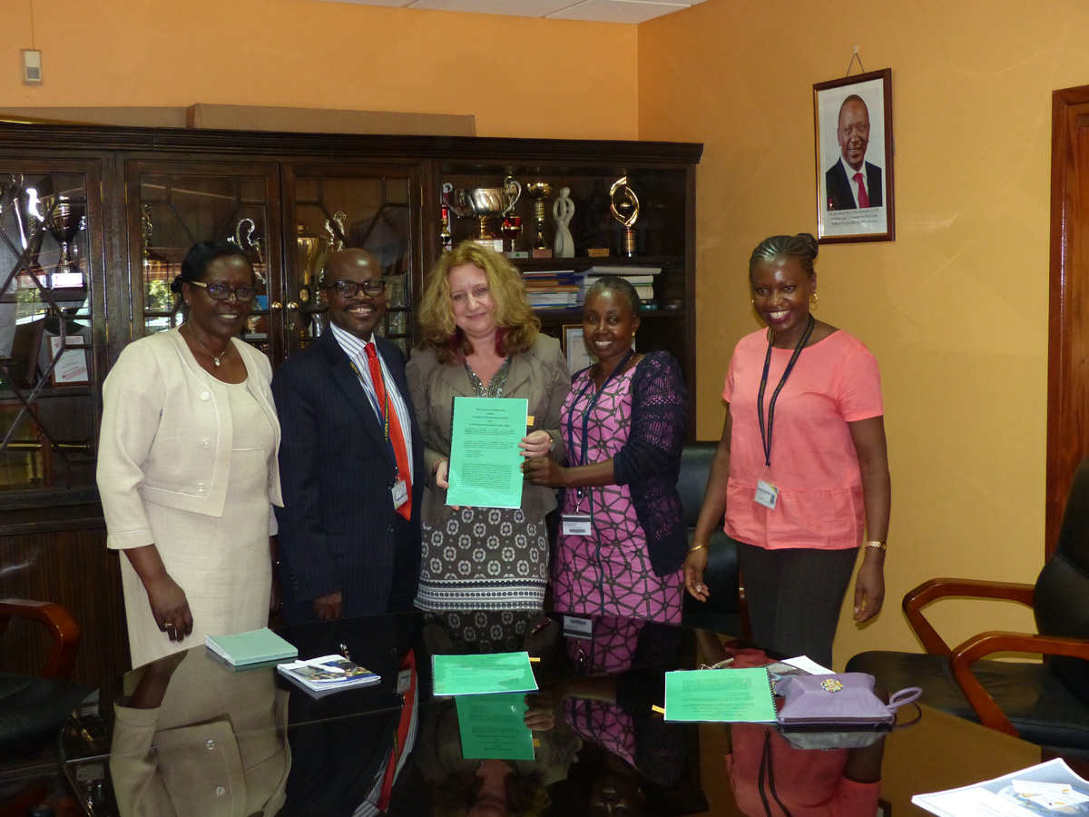 University in Koblenz invests in cooperation with African Universities