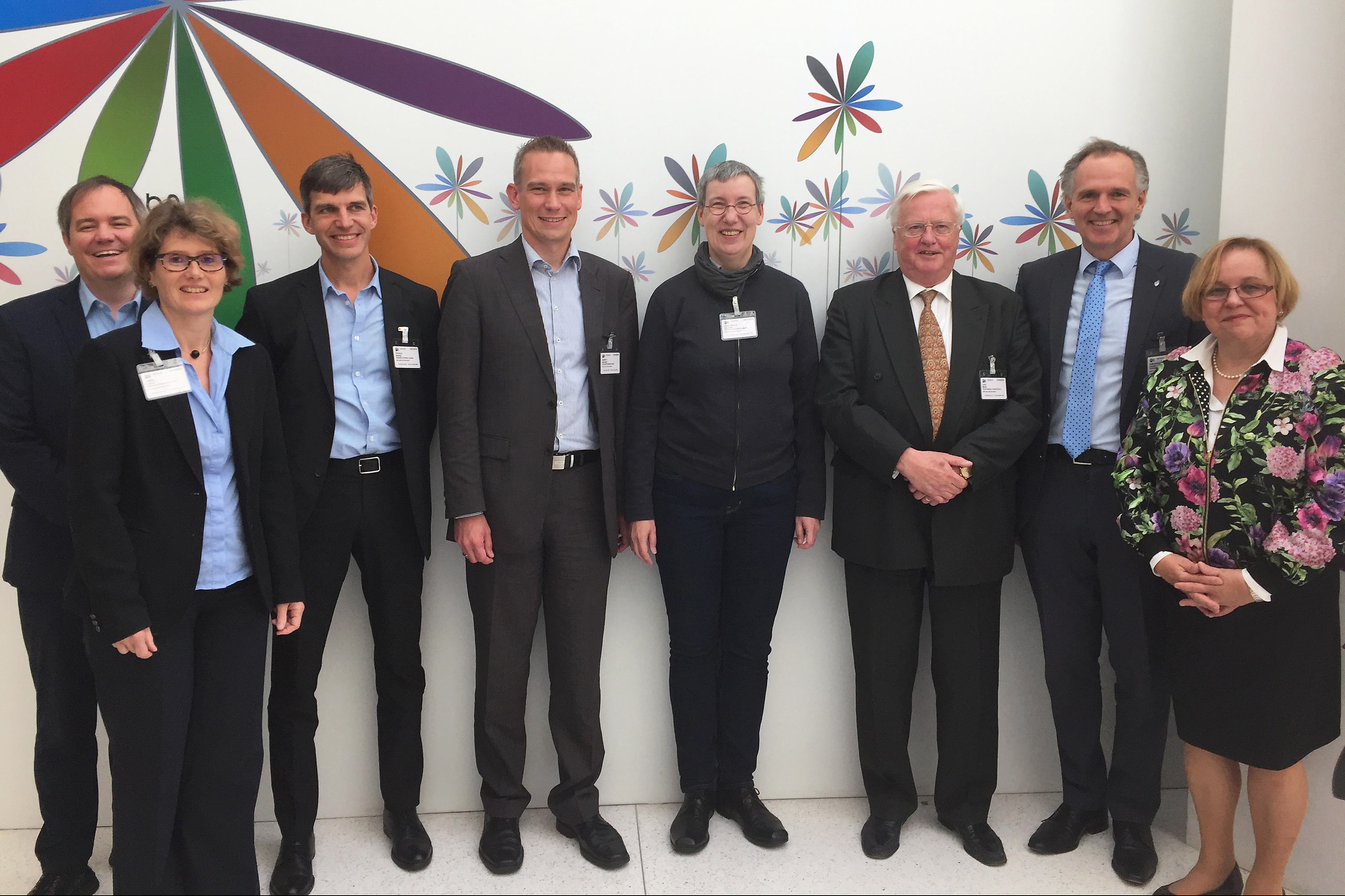 Delegation of the University visited OECD Headquarters in Paris:  Policy Experiments, Systems Thinking and Education were Key Topics