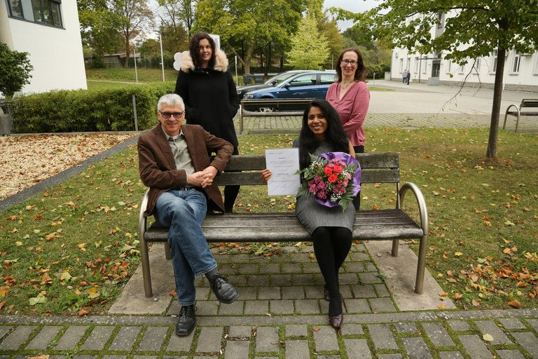 Indian master's student wins DAAD Prize