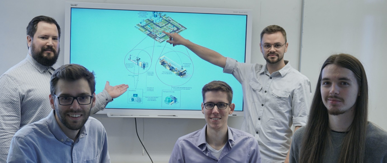 Student team Koblenz wins iGOvDIGITAL Award
