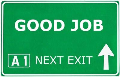 Job ahead