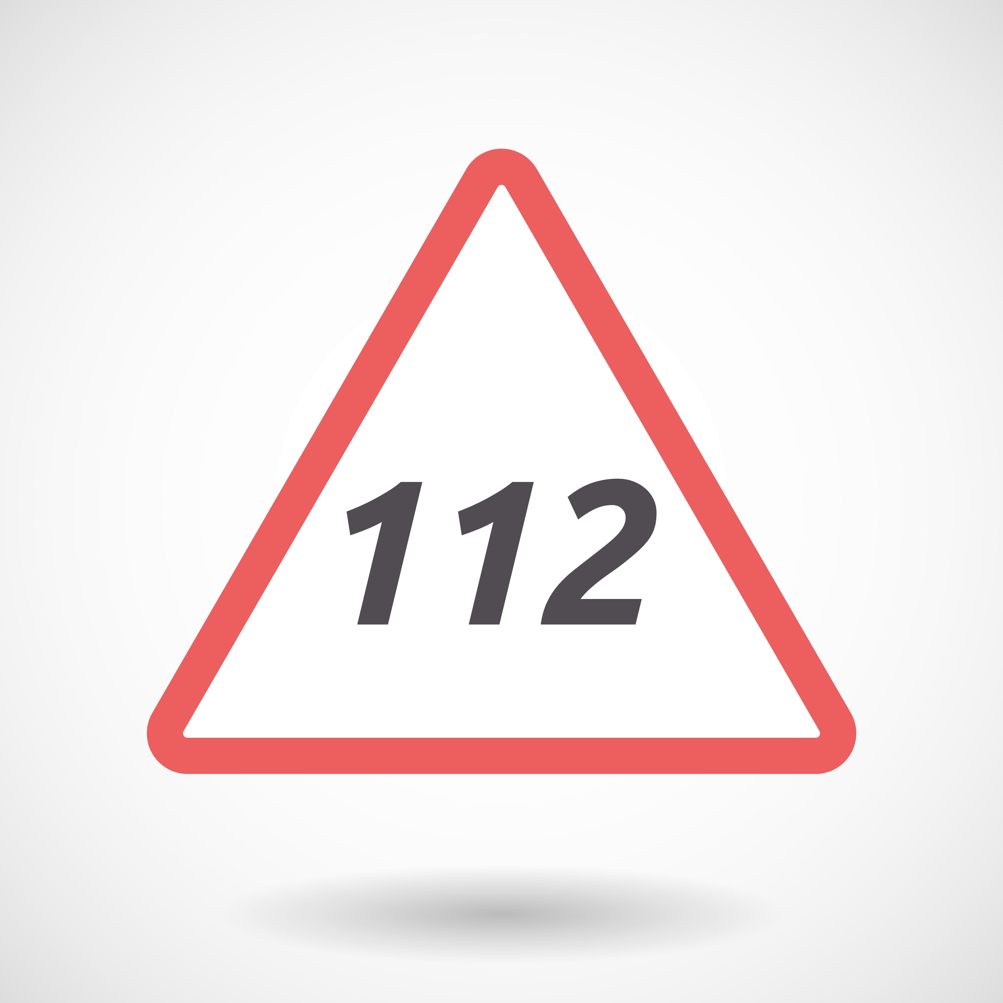 Notfallnummer 112