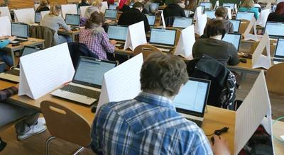 eExam with Laptops