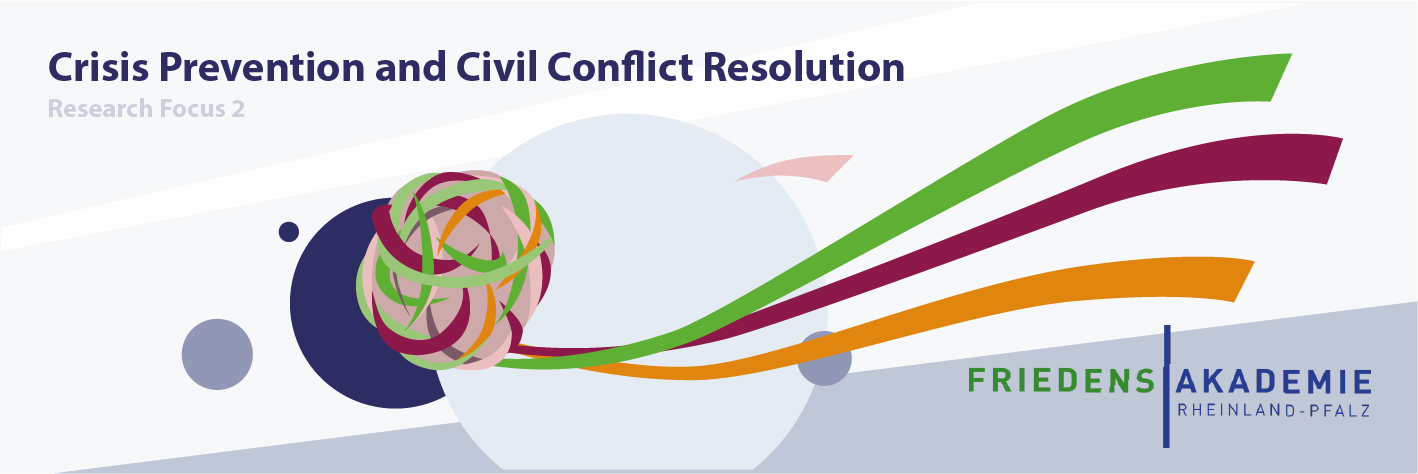 Crisis Prevention and Civil Conflict Resolution