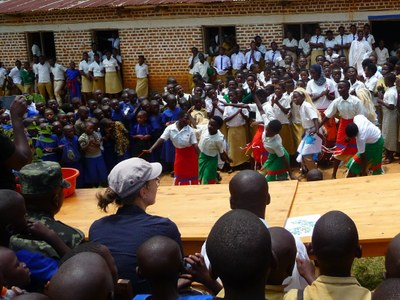 Performance by pupils