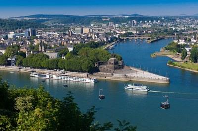 Koblenz - German Corner